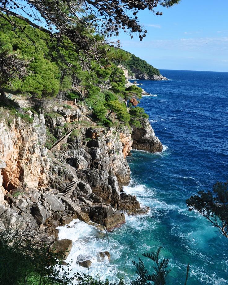 """Kalamota"" or Kolocep Island, Croatia  photo by Todd Squires"
