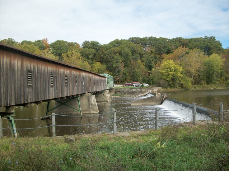 Metal Covered Bridges : Best images about ashtabula county covered bridges on