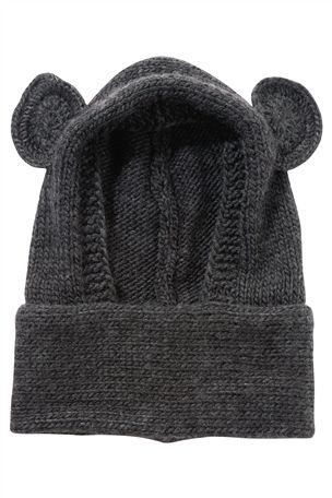 Buy Charcoal Hooded Snood (3-16yrs) from the Next UK online shop