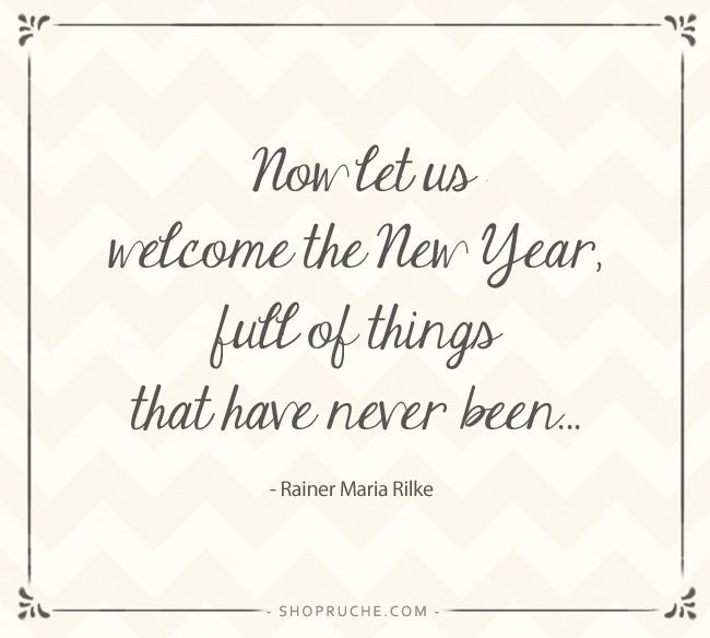 New Year New Things Quotes: Bringing In The New Year Quotes. QuotesGram