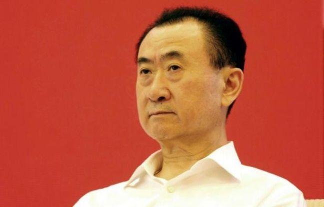 Fifa: le magnat chinois Wang Jianlin se rêve roi du sport mondial