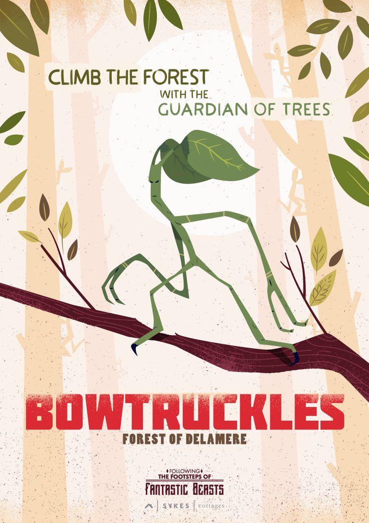 Bowtruckles