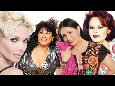 Viejitas Pero Bonitas ANA GABRIEL, ROCÍO DÚRCAL, MARISELA,AMANDA MIGUEL EXITOS Sus Mejores Canciones - YouTube