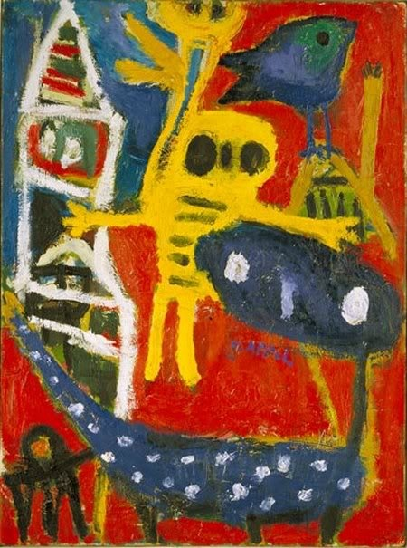 Karel Appel - COBRA
