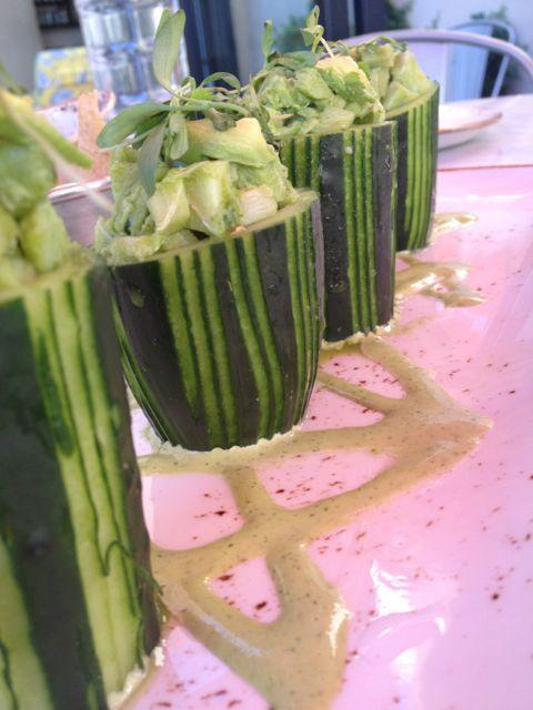 Ceviche Verde, Puesto at the Headquarters.