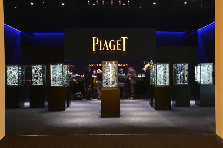 Piaget @ Salon International de la Haute Horlogerie 2013 ©SIHH 2013