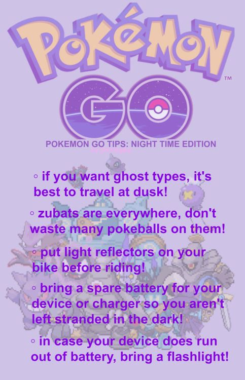 Pokemon go tips part 2