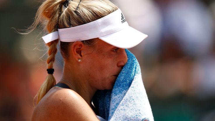French Open 2017 Kerber out Venus advances