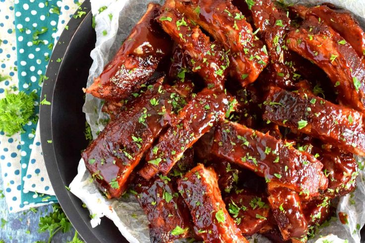 Fall off the bone tender with a spicy sweet flavour