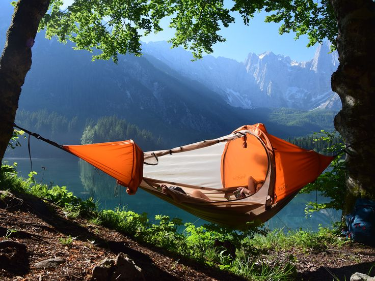 Hammock C&ing Vibes with flying tent. & The 25+ best Flying tent ideas on Pinterest | Tree tent Make a ...