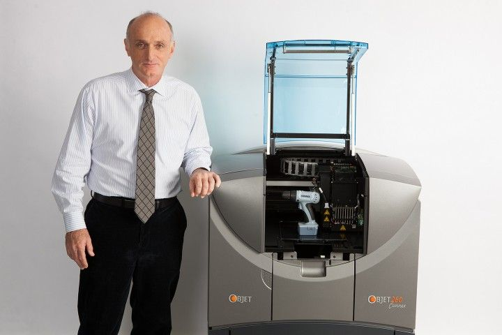 Stratasys CEO: Digital Factories of the Future Will Use 3D Printers With Tech-Savvy Workers