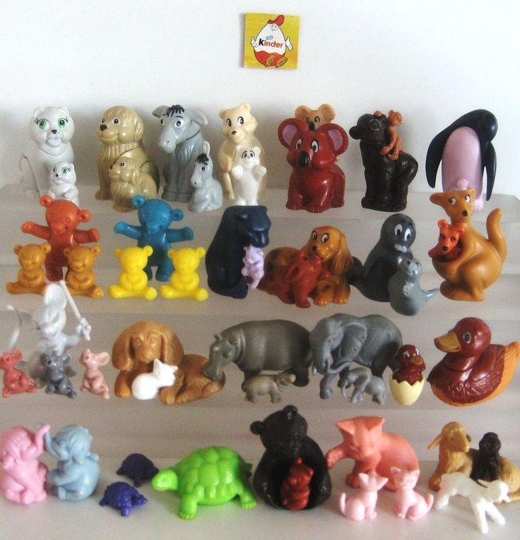 Tierfamilien  Tiere   Auswahl   verschiedene   komplett  ab 1990