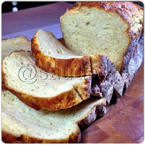 Pão caseiro sem glúten (Tips4Life)