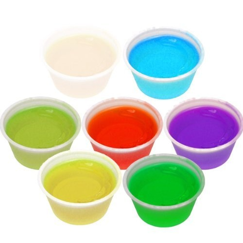 Cocktail Flavored Jello Shot Mix Variety Pack - Set of 7 ...