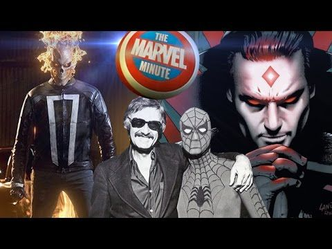 awesome Watch Stan Lee movie, new Ghost Rider, Mr. Sinister in Wolverine 3 - The Marvel Minute (September 19)