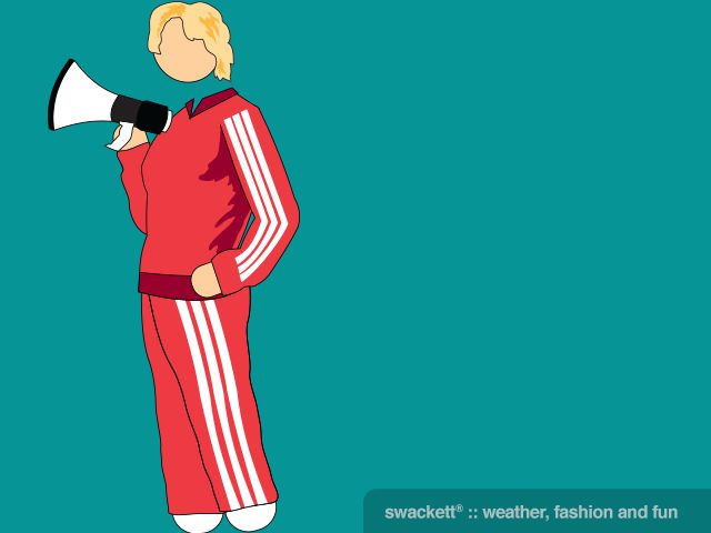 Today on Swackett: Gleep - Swackett® for iOS 7 Sneak Preview - Weather, Fashion and Fun™  Swackett spotlight on Glee; an American musical comedy-drama television series that focuses on the reconstituted William McKinley High School glee club.