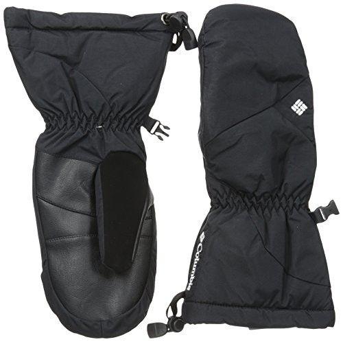 Columbia Sportswear Women's Tumalo Mountain Mitten, Black, X-Large