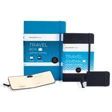 Moleskine travel box come compagna di viaggio