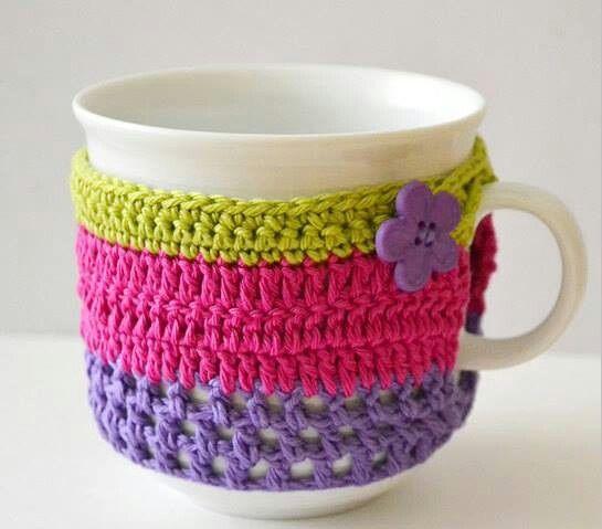 Crochet Mug Cozy                                                                                                                                                      More