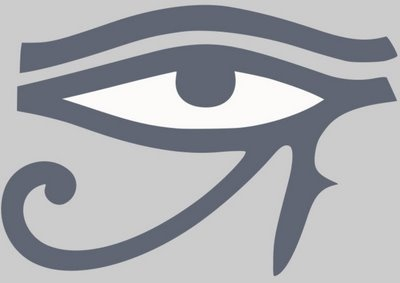 Eye of Horus looks just like my tattoo