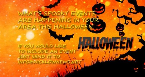 Halloween in your area | WicklowNews