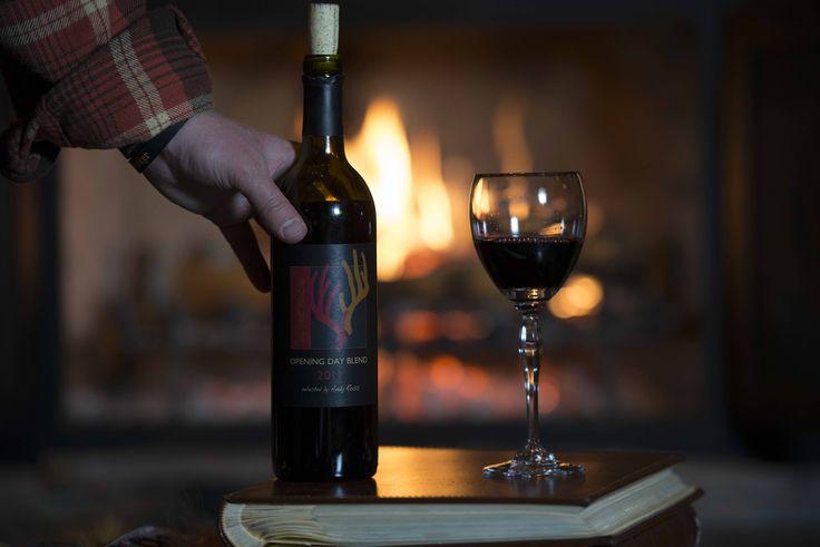 Velvet antler wine