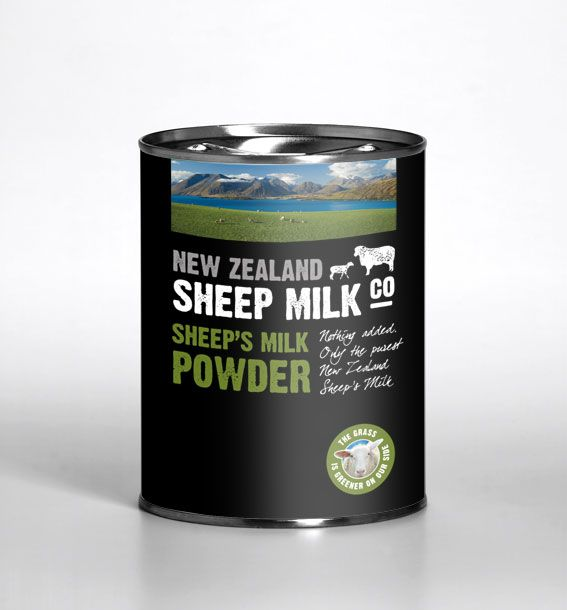 New Zealand Sheep Milk Powder from Blue River Dairy NZ