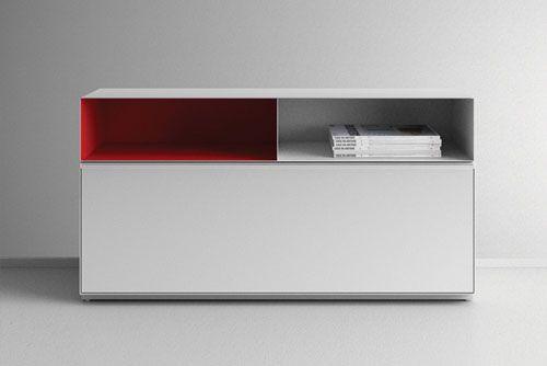 adayinthelandofnobody:    Adhoc Storage by Bruno Fattorini & Partners for Zanotta