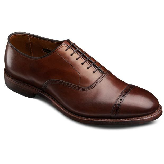 Sir Men's Leather Dress Shoes - Jesse Lace-up Leather Oxford