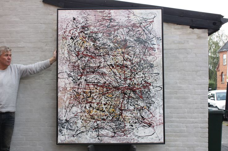 Art by FINNERMANN 140  X  180 CM