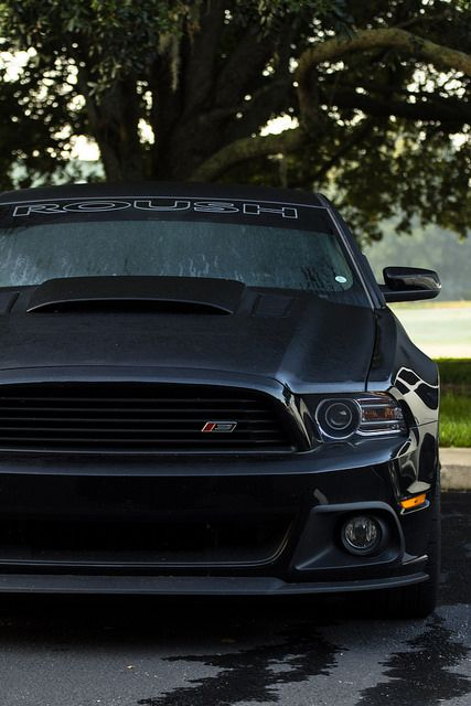 Roush Mustang, stage 3