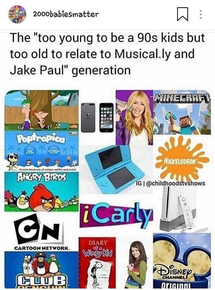 Ah The In Between Stage Of Millenials And Gen Z Childhood Memories 2000 Childhood Childhood Memories
