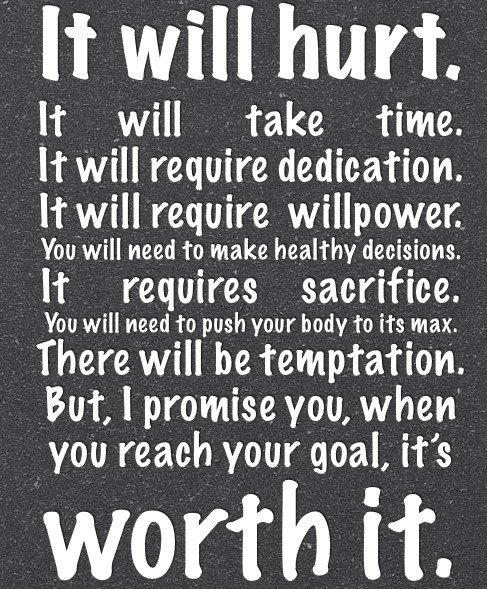 it's worth it <3