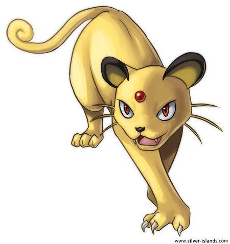 Persian Pokemon