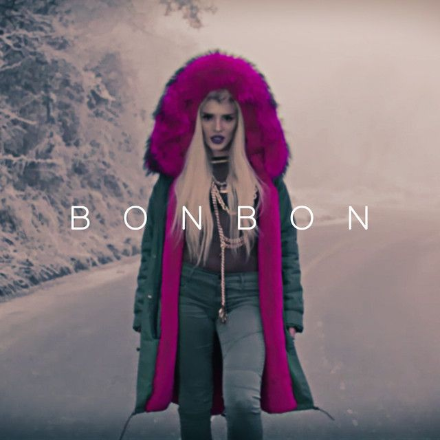 """""""Bonbon - English Version"""" by Era Istrefi was added to my Discover Weekly playlist on Spotify"""