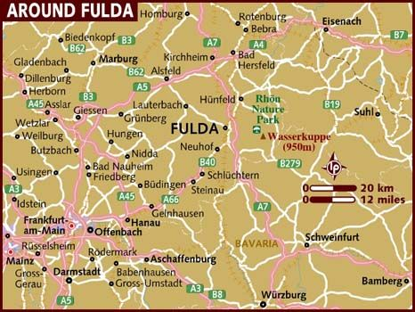 Marvelous Fulda Germany