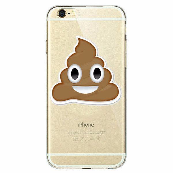 coque iphone 6 poop