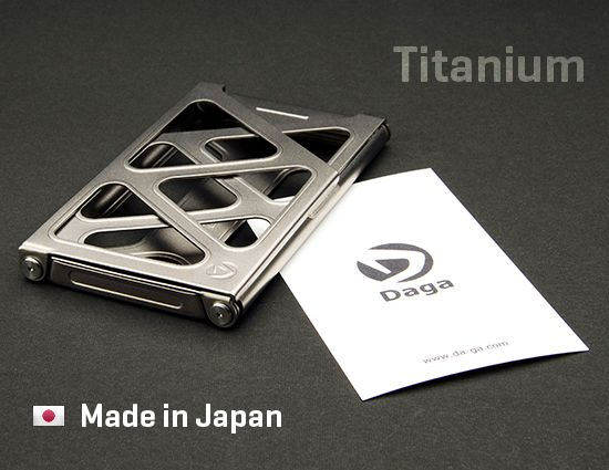 Anium Business Card Case