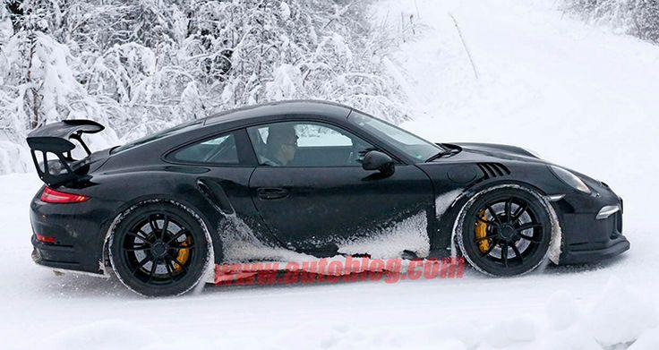 Porsche 911 GT3 RS to get brand-new engine  tdautomotive.com.au/blog/porsche-911-gt3-rs-get-brand-new-engine