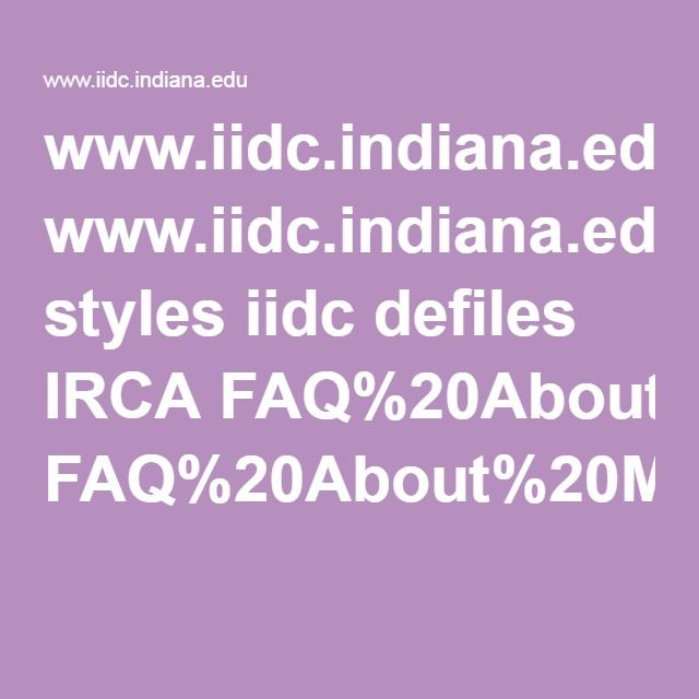 Indiana Medicaid fact sheet on coverage for autism