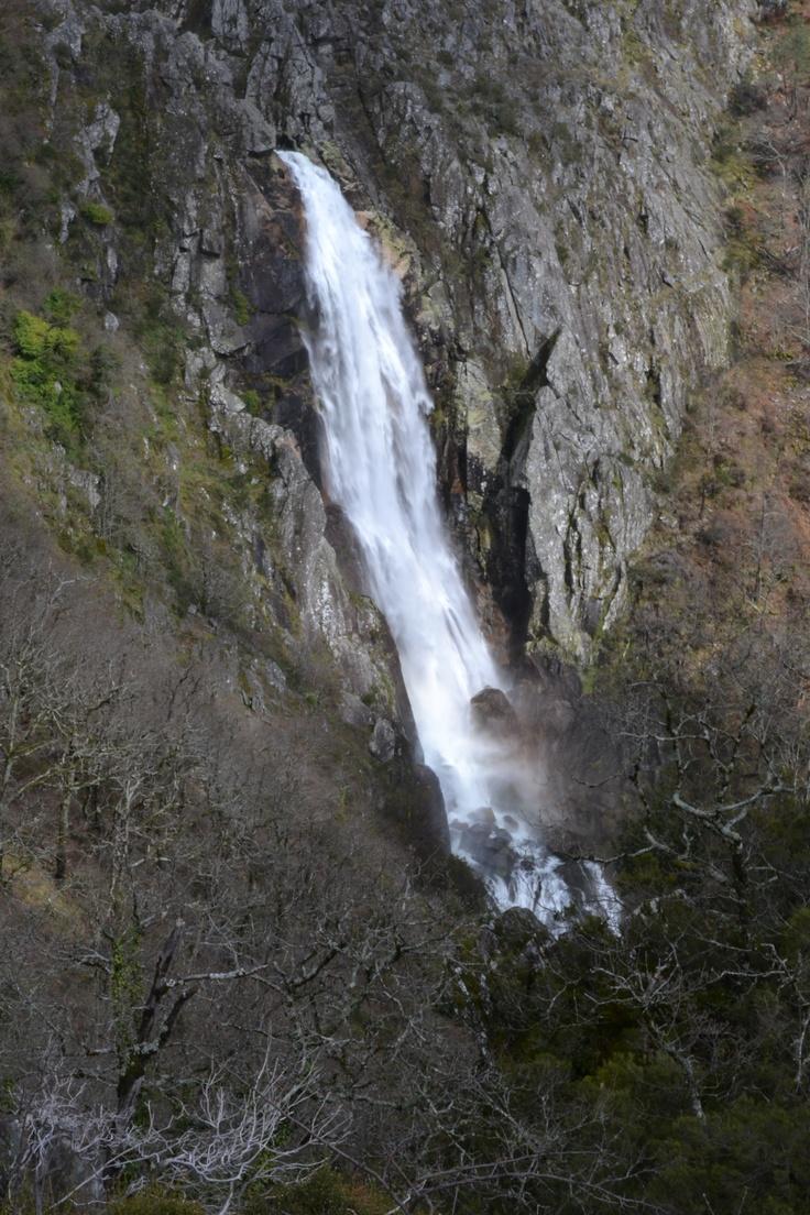 Cascata da Mizarela - Serra da Freita