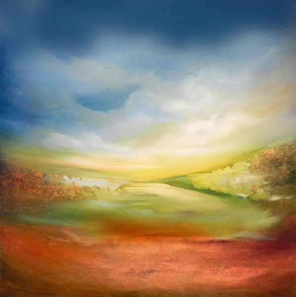 Britten | Abstract Oil Paintings