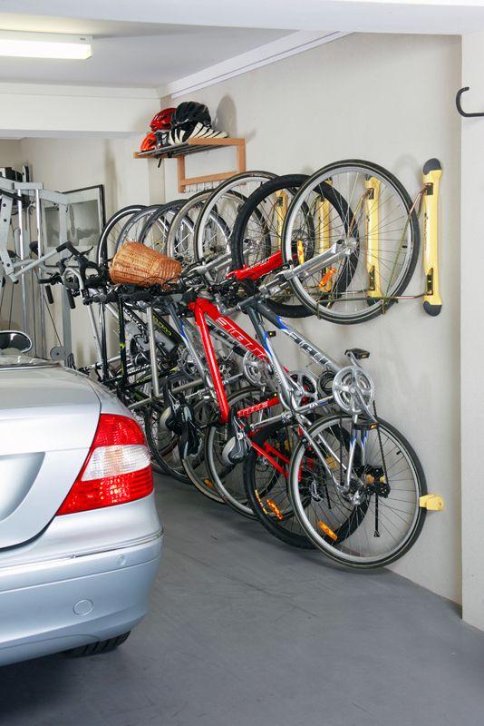bike rack garage
