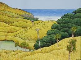 Don Binney - Contemporary NZ artist