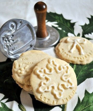 24 best Cookie Stamps images on Pinterest | Cookie stamp, Cookie ...