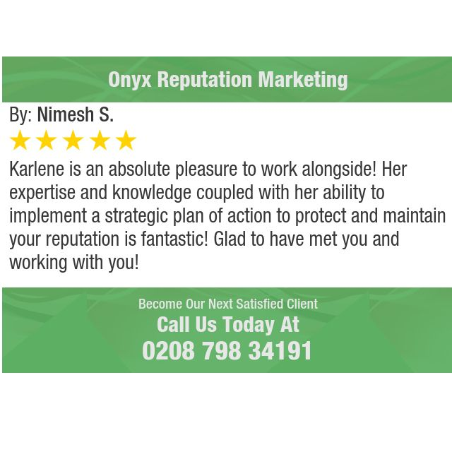 Karlene is an absolute pleasure to work alongside! Her expertise and knowledge coupled...