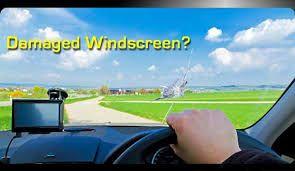 Your windscreen got damaged. worried about it. Call @(041) 585-3778,   #WindscreenReplacement #PerthWindscreensRepair