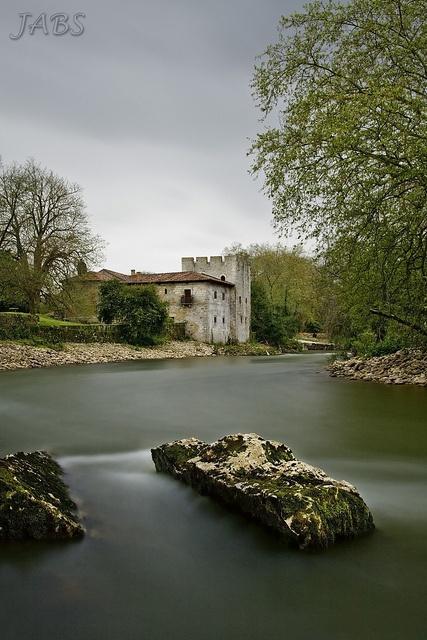 Río Saja #Cantabria #Spain #Travel