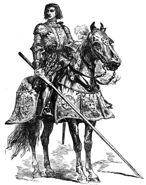 knights in art | Medieval Knight Costume :: Image 1