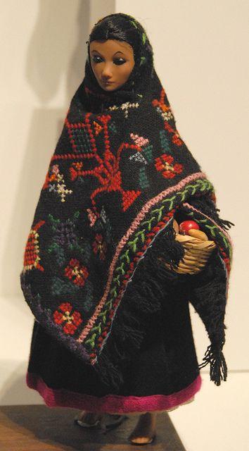 Hueyapan Doll Mexico   Flickr - Photo Sharing!